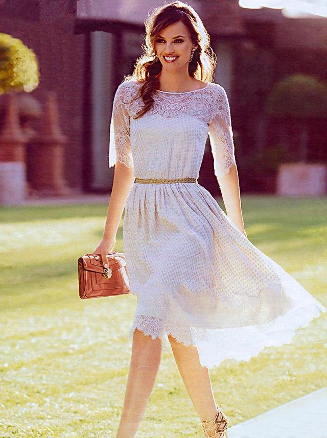 Vestido de Helen Lindes