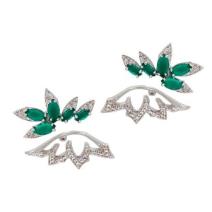 TN010031-Brinco-Semi-Joia-Ear-Jacket-Leaf-Vert-2