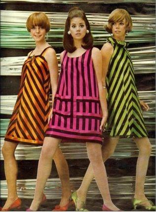 anos 60 moda