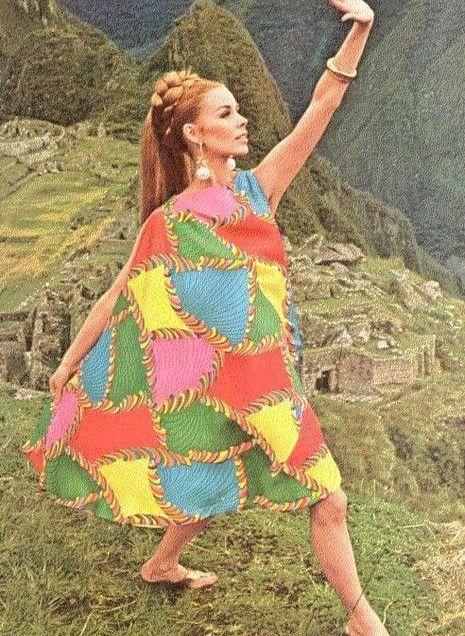 moda anos 60 2