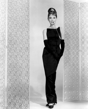 One-Most-Iconic-Givenchy-Designs-Holly-Golightly-Black-Dress-From-Breakfast-Tiffany